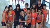 vista previa del artículo Campeonato autonómico alevín femenino de natación para el Mustang Elche Club