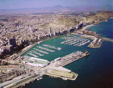 Puerto-Alicante