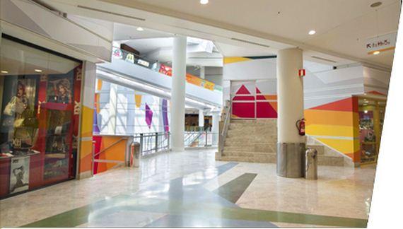 Los centros comerciales garantizan el éxito de las franquicias