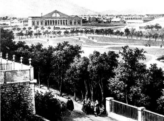 antigua estacion ferrocarril de Alicante