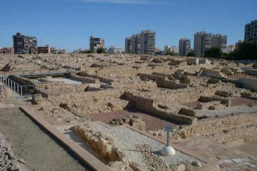 lucentum ciudad romana alicante