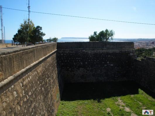 castillo san fernando
