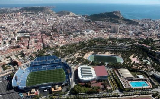 Alicante y el deporte