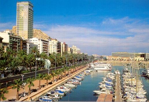 Alicante: una ciudad con encanto