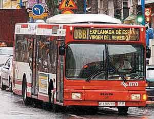 Transportes y comunicación de Alicante