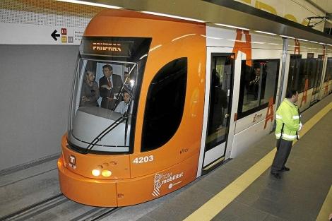 Reivindicación de la Línea 2 del TRAM