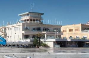 La Sede del Real Club de Regatas de Alicante