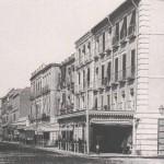 Imágenes antiguas de la Explanada de Alicante