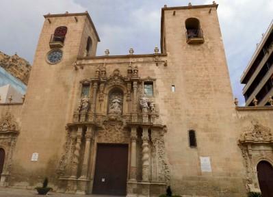 Recorrido por los monumentos de Alicante