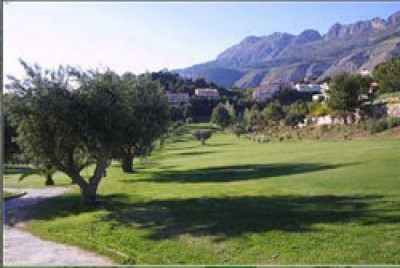 Don Cayo Golf Club en Altea