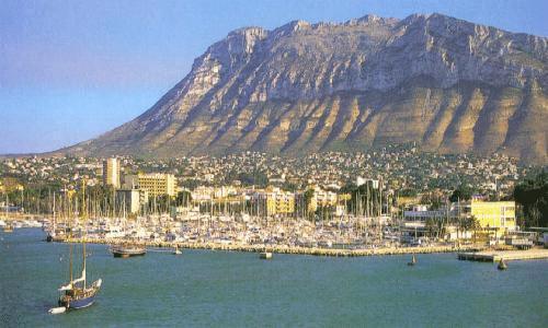 Denia, la ciudad portuaria de la provincia de Alicante