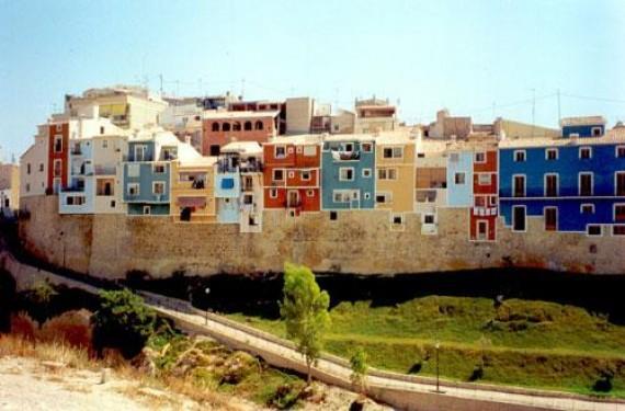 Villajoyosa, la joya de colores de la Costa Blanca