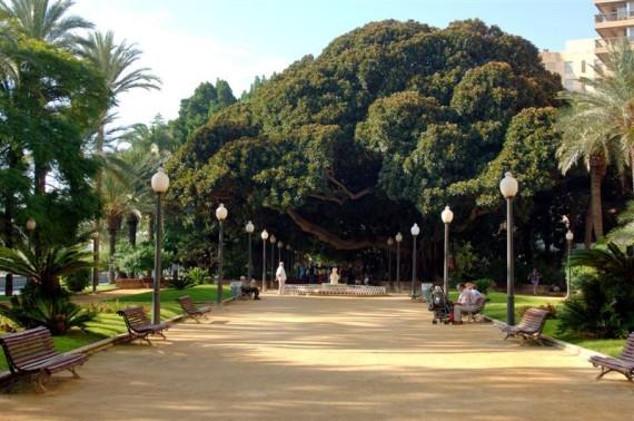Parque Canalejas