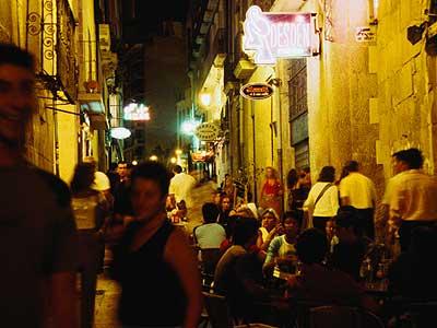 el barrio de Alicante