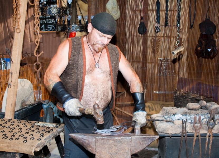 Forjador Mercado Medieval